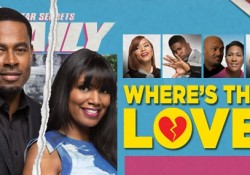 Where's The Love tv movie poster photo