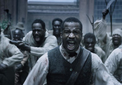 Nat Parker as Nat Turner in Birth of A Nation film.