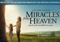 Miracles From Heaven poster pic