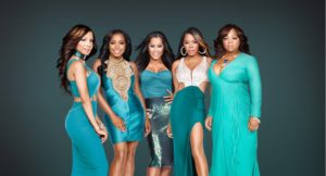 Cast of Hollywood Divas