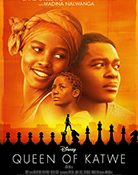 Poster of Queen of Katwe from Disney Pictures