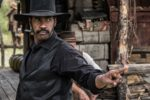 Denzel Washington Stars in The Magnificent Seven
